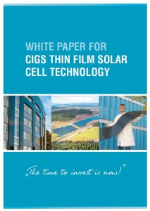 Download CIGS White Paper