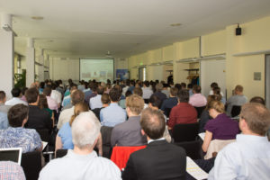 The audience at IW-CIGSTech 8