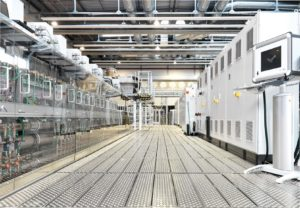 CIGS production can be highly automated and is Industry 4.0 ready.
